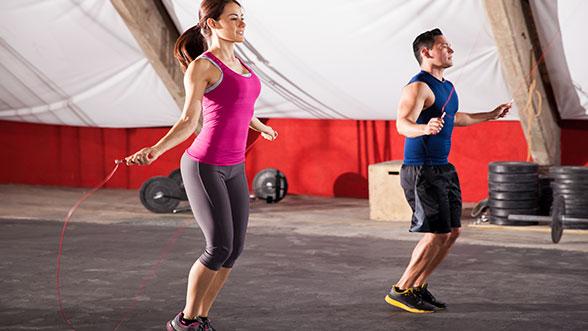 basics of jump rope